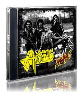 Image of AXXION- WILD RACER (CD)