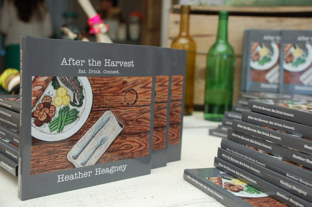 Image of After the Harvest: Eat. Drink. Connect. ~ The Coffee Table Book