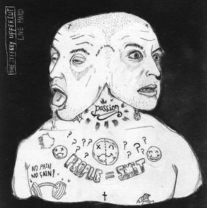 Image of LIVE HARD CD
