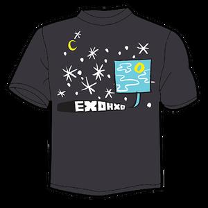 "Image of Exohxo ""Night Sky"" t-shirt"