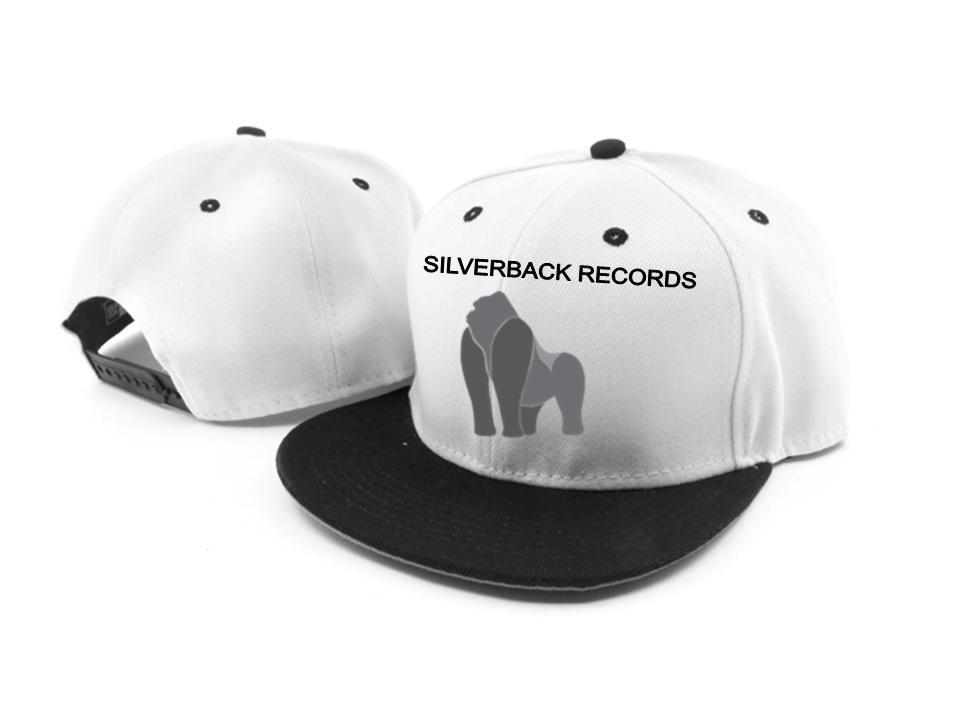 Image of Silverback Records Snapback