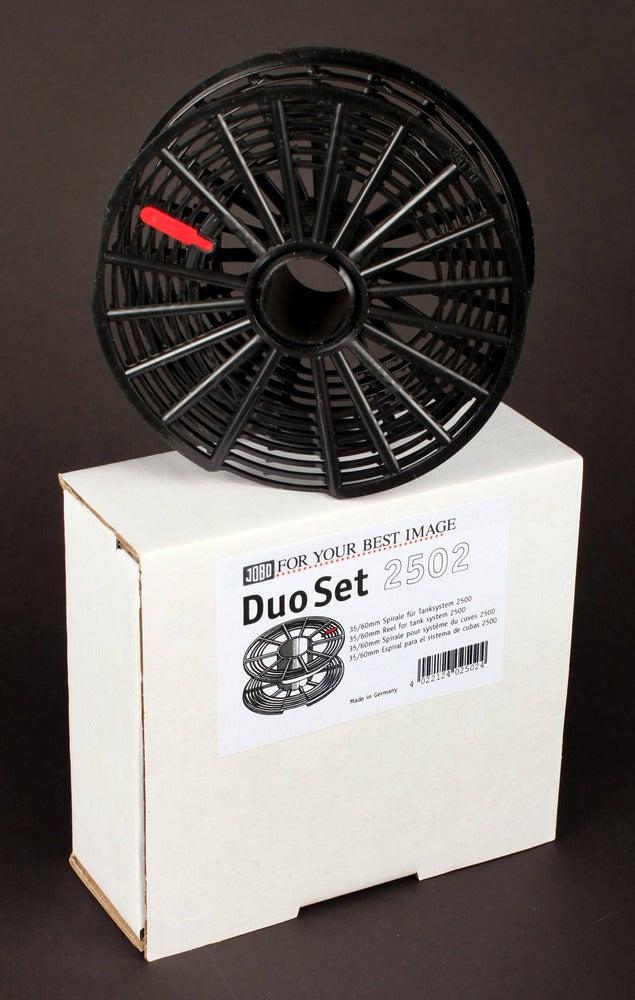 Image of Jobo 2502 Duo set adjustable reel for 35/120 BRAND NEW