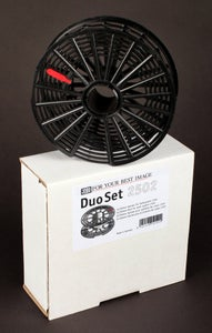 Image of Jobo 2502 Duo set adjustable reel for 35/120 BRAND NEW