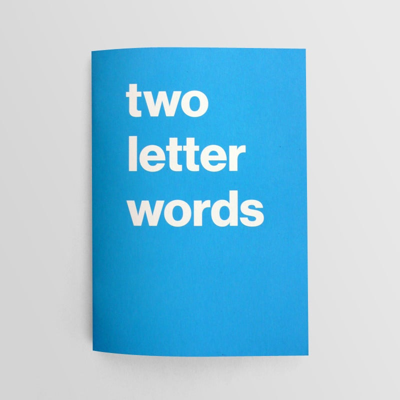 Letter Words