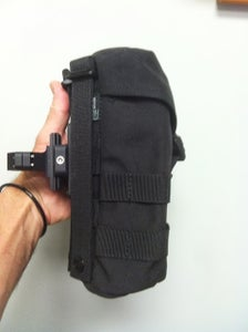 Image of MED TACTICAL BAG -- HANDLEBAR or SEATPOST