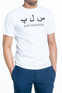 Image of PLS- Los Angeles Tee