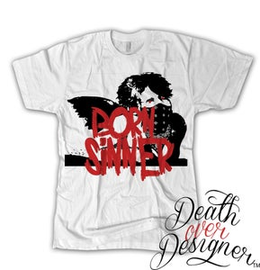 "Image of ""Born Sinner"" Tee"