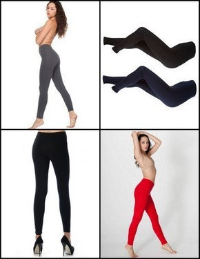 Image of MIR420 [EYES ON LEGS] Leggings