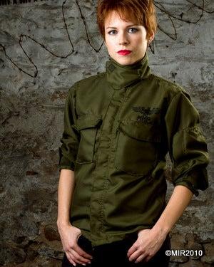 Image of SH05 [SHTRAFBAT] Fire Resistant Vintage Military Surplus Pilot's Shirt/Jacket