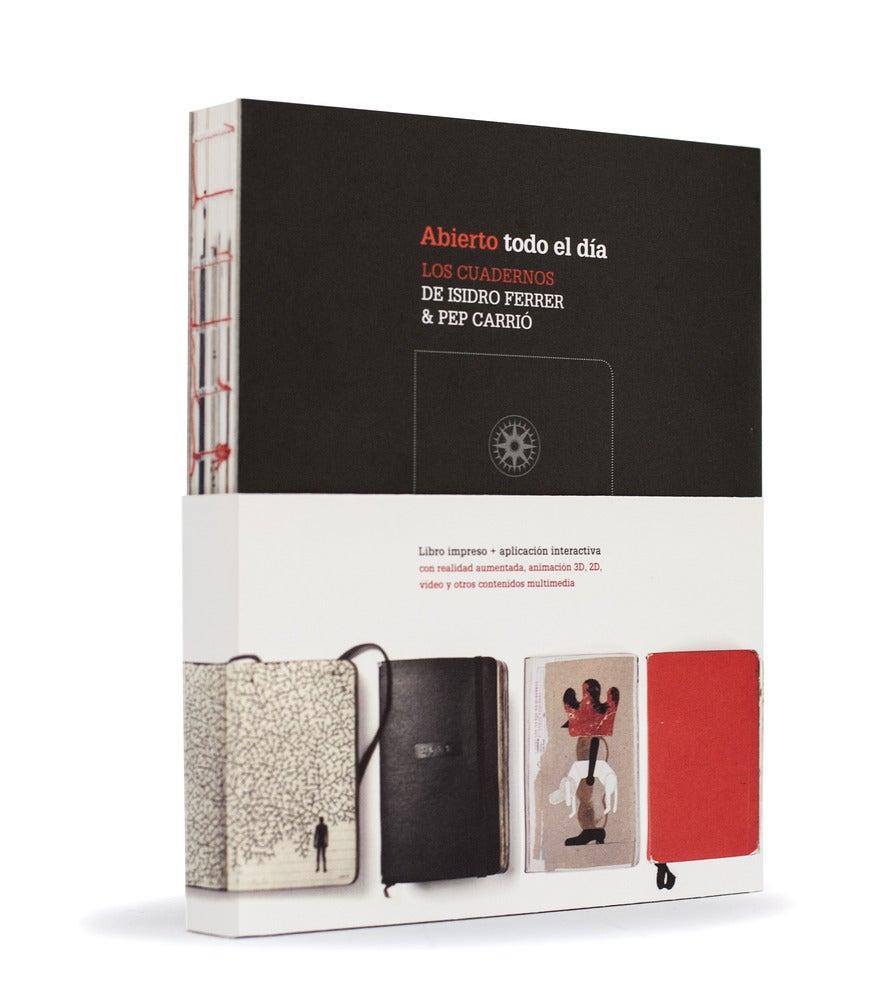 Image of Abierto todo el día_Los cuadernos de Isidro Ferrer & Pep Carrió