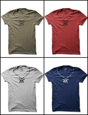 Image of MIR043 THE MIR CHAIN T-Shirt (7 COLORS)