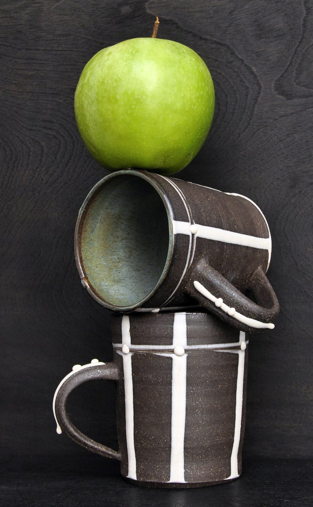 Image of tired texter massage mugs