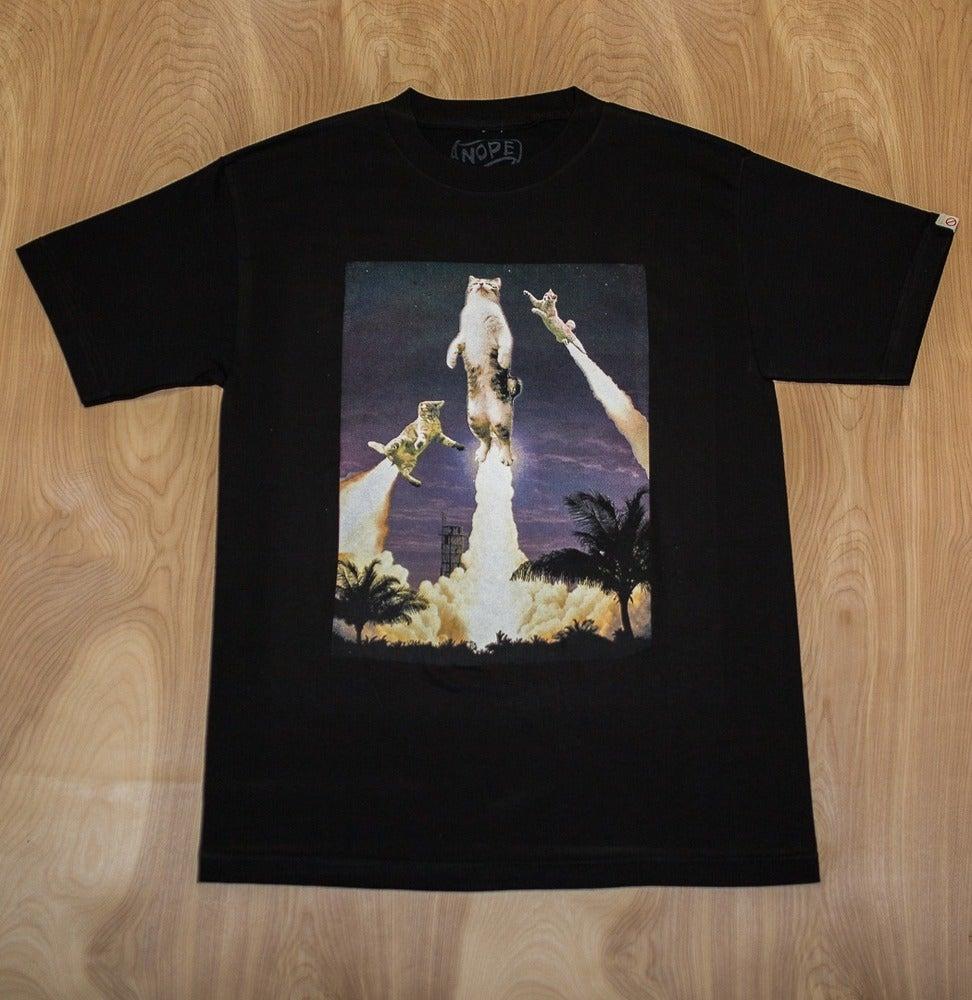 Image of Nope RocketCats T-Shirt