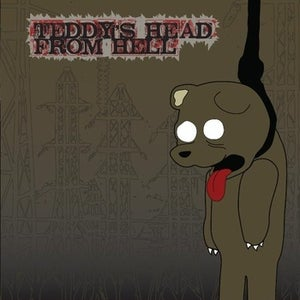 Image of TEDDY'S HEAD FROM HELL - s/t (cd ep)