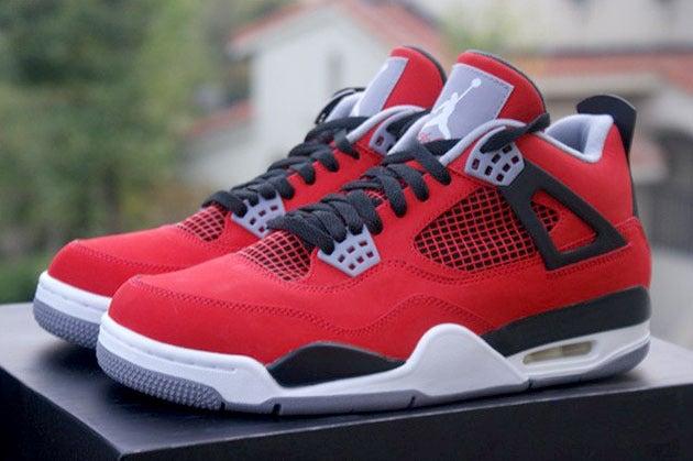 """Image of Air Jordan 4 """"Toro Bravo"""" Pre-Order"""