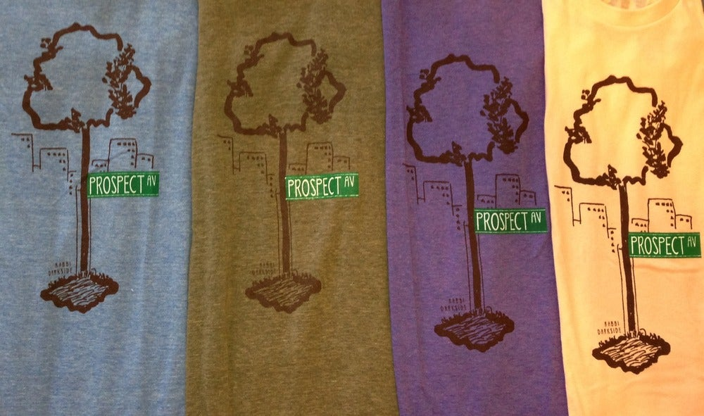 Image of Prospect Avenue T-Shirt (Women's)