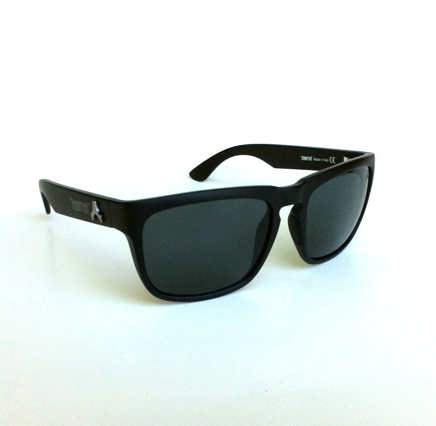Image of Hemlock - Matte black / Polarized