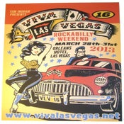 Image of Viva Las Vegas Rockabilly Weekend  16 Poster