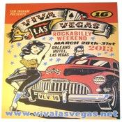 Image of Viva Las Vegas Rockabilly Weekend  16 Poster