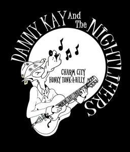 Image of Danny Kay Wolf Logo T-Shirt