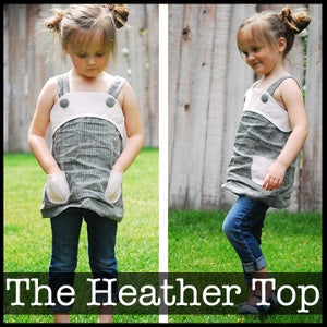 Image of The Heather Top