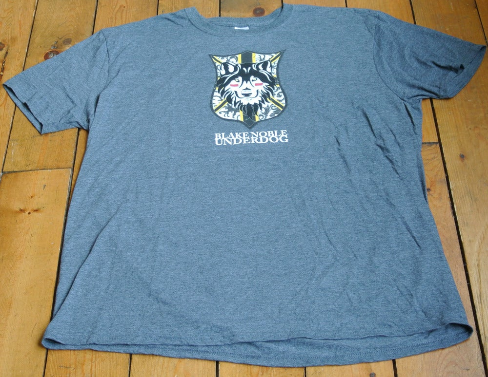 Image of Men's Underdog t-shirt