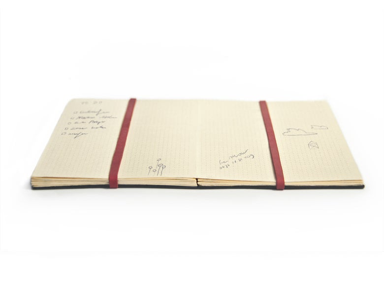 Image of NOTEZ notebook | dotted pages