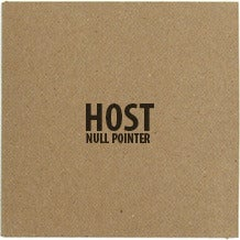 Image of Host - Null Pointer. Limited CD