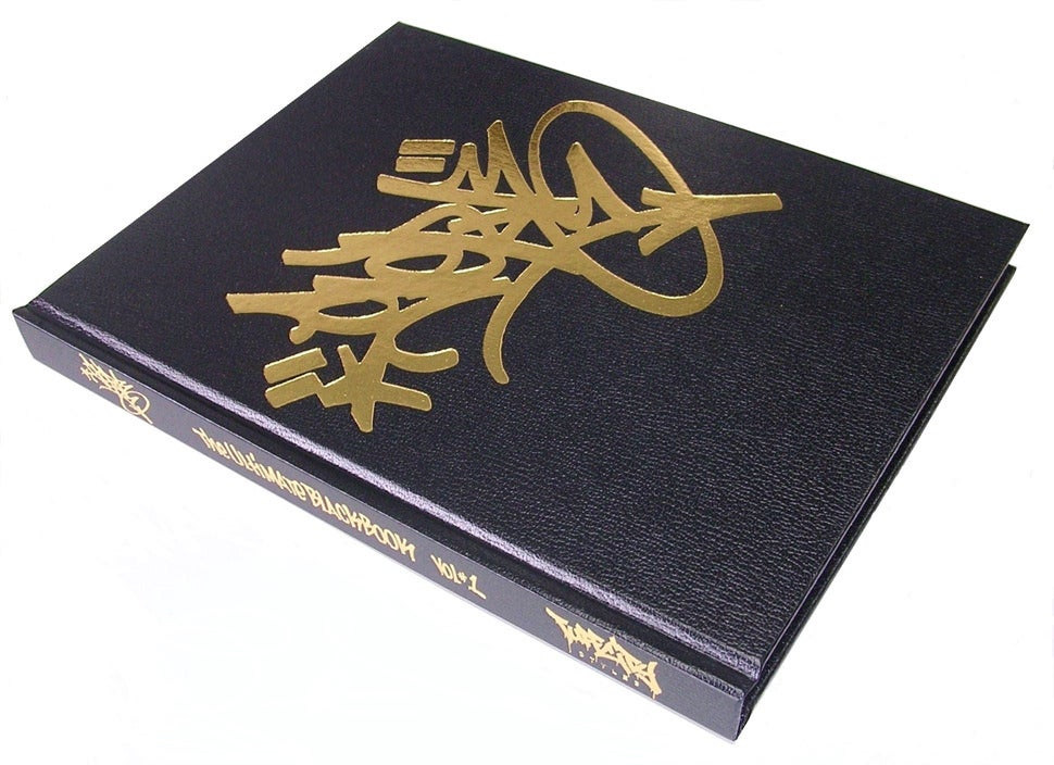 Image of The Ultimate Black Book Vol. 1