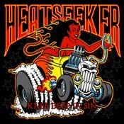 Image of SR12: HEATSEEKER 'Knee Deep in Sin' CD