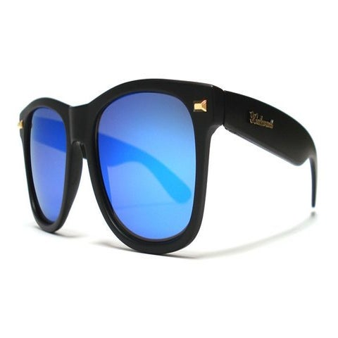 Image of MATTE BLACK MOONSHINE FORT KNOCKS (POLARIZED)