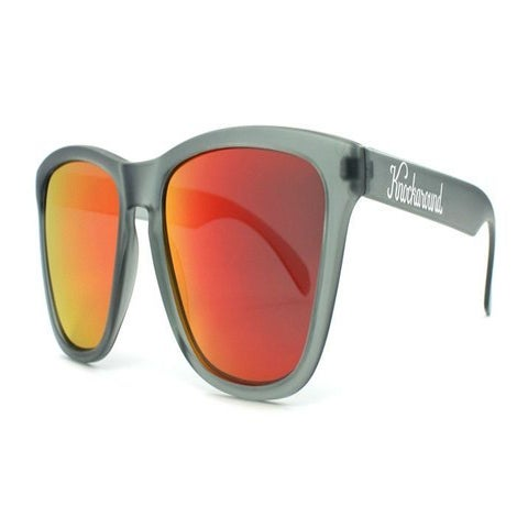 Image of FROSTED GREY RED SUNSET PREMIUM (POLARIZED) (36)