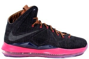 "Image of Nike LeBron X EXT QS ""Denim"""