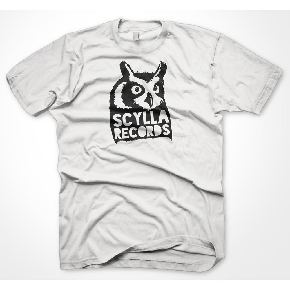 Image of Scylla Records - Logo T-Shirt