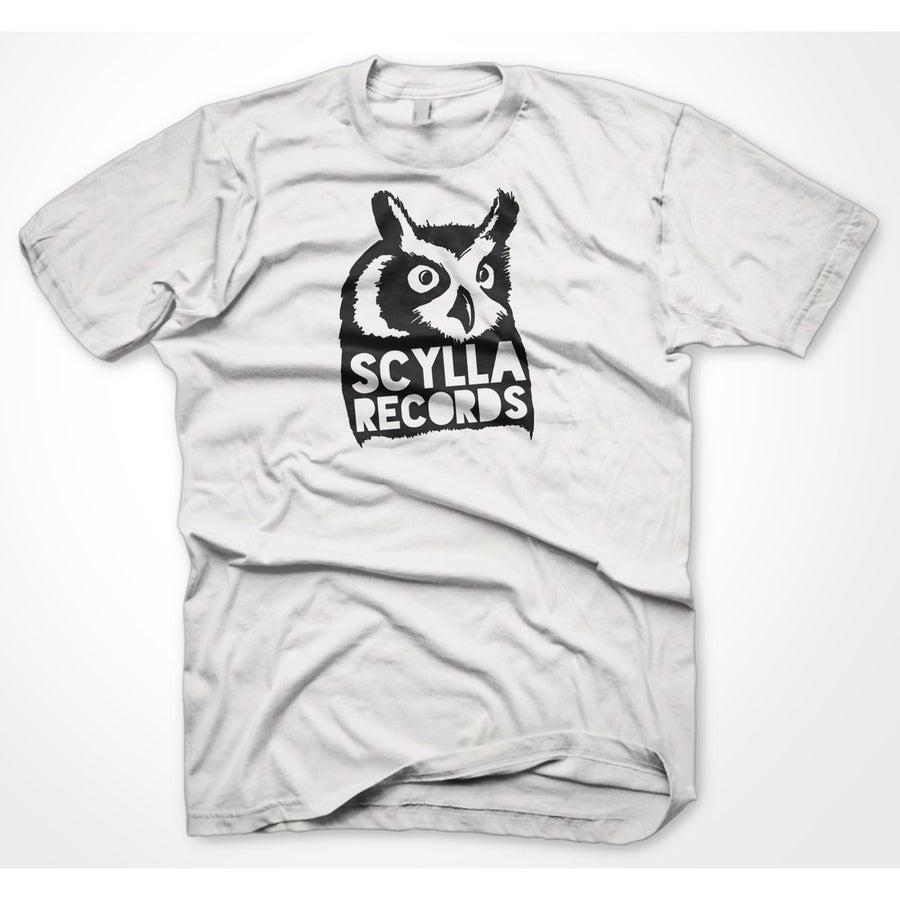 Image of Scylla Records - Logo T-Shirt