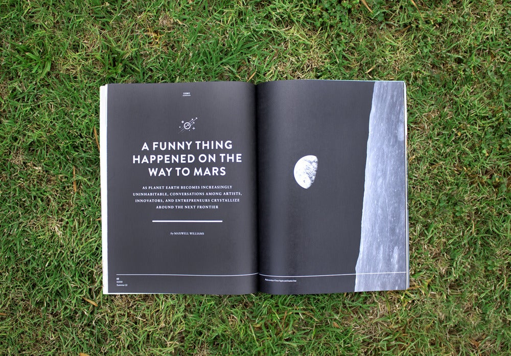 Image of Issue 029: The Exploration issue
