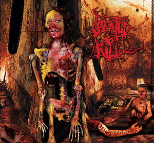 Image of Created To Kill - Death's Construction