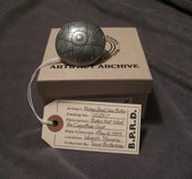 Image of Hellboy/B.P.R.D: *SIGNED* Bishop Zrinyi's Silver Button!