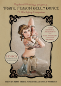 Image of Tribal Fusion Belly Dance: A Workshop Companion
