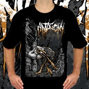 Image of Ostrich of death shirt