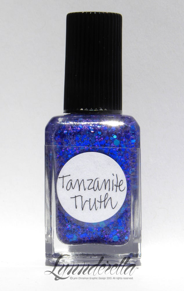 Image of Tanzanite Truth (December)