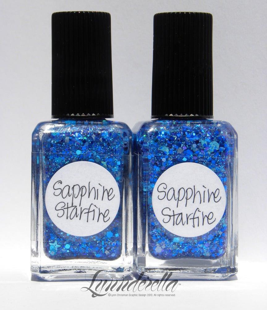 Image of Sapphire Starfire (September)