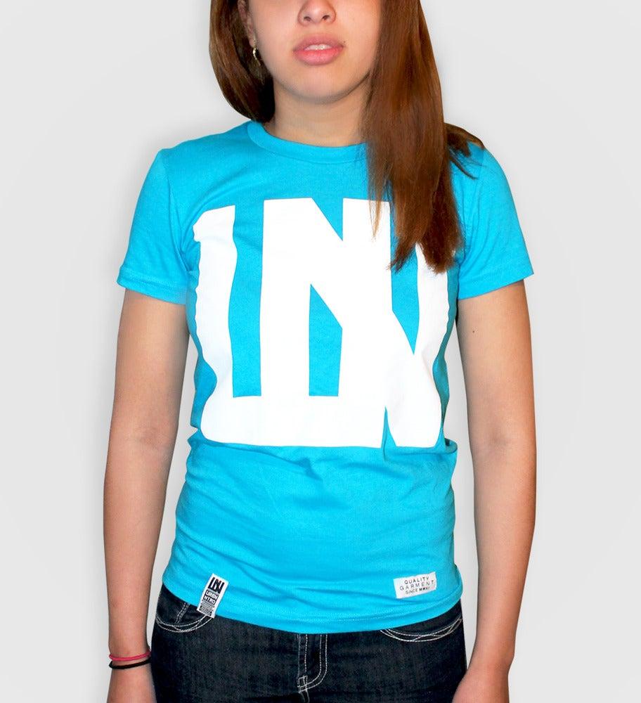 Image of Logo T-Shirt (Baby Blue)