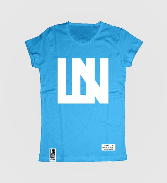 Image of Logo T-Shirt (Baby Blue)
