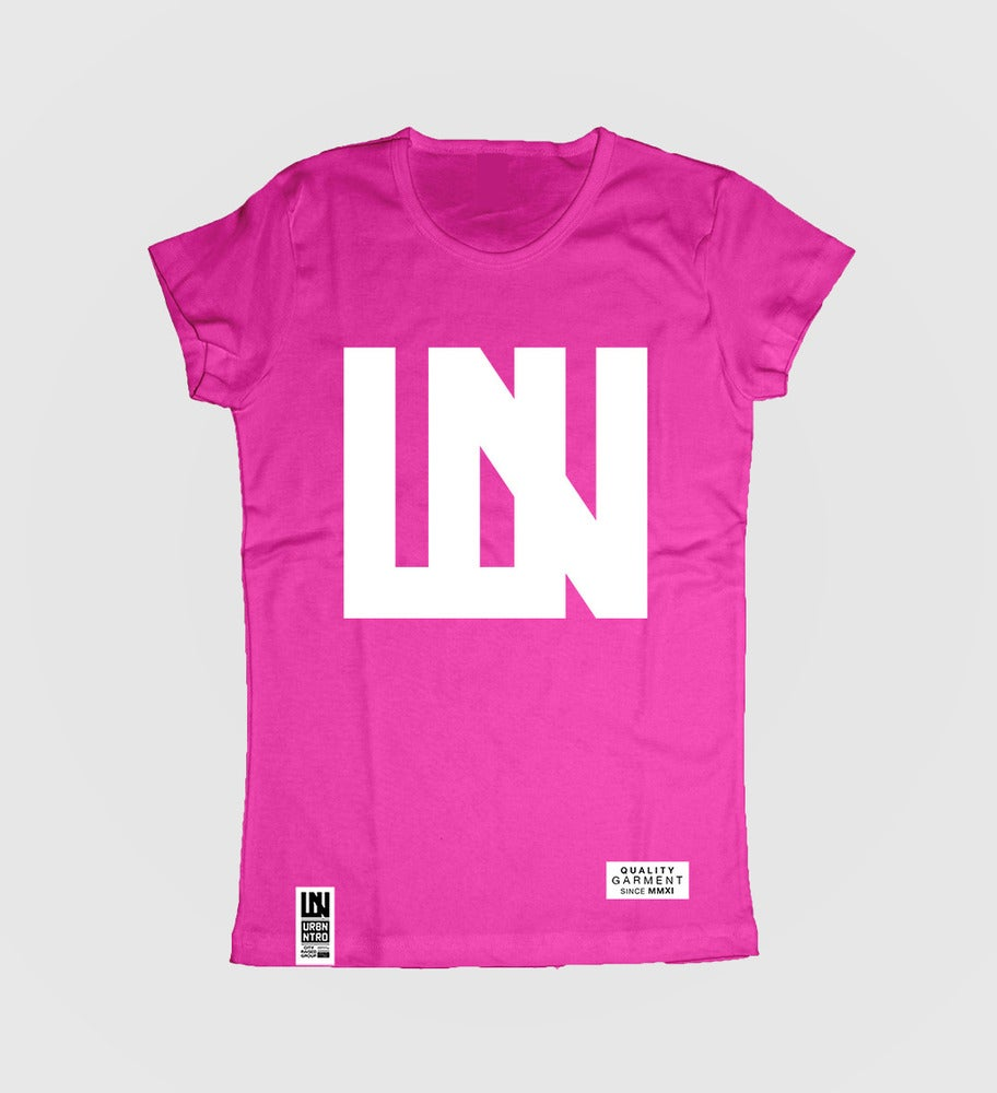 Image of Logo T-Shirt (Pink)
