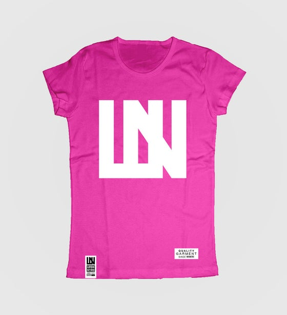 Image of Logo T-Shirt (Pink)