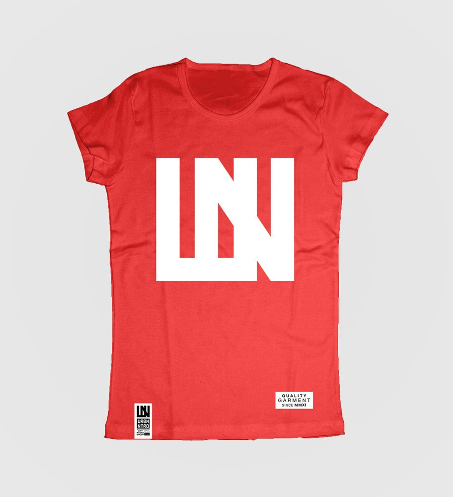 Logo T-Shirt (Peach) / Urban Natured Clothing