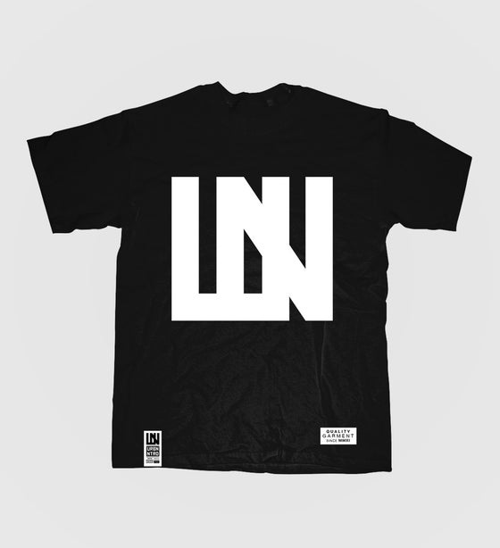 Image of Logo T-Shirt (Black)