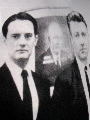 Image of Twin Peaks: FBI Agents T-Shirt