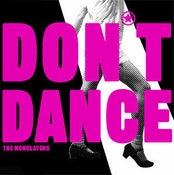 "Image of Don't Dance 12"" LP"